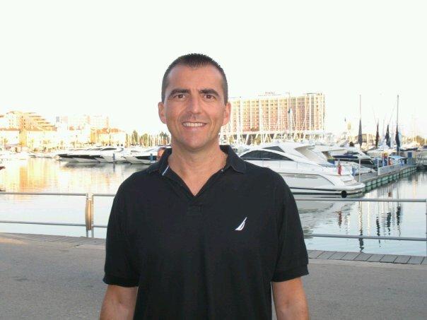 Germán Dobarro, periodista de la Cadena Cope