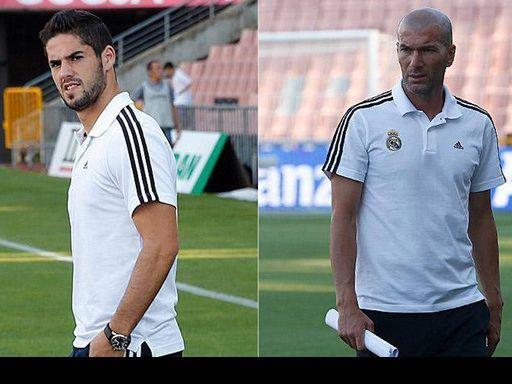 De Zidane a Isco, pasando por Özil