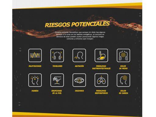 Las bebidas energéticas en el rugby