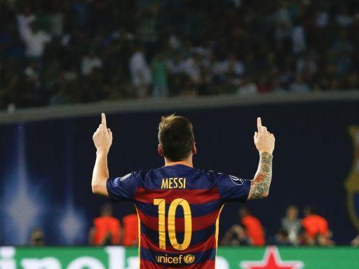 El Barça, el equipo con más tirón en la taquilla de la Champions
