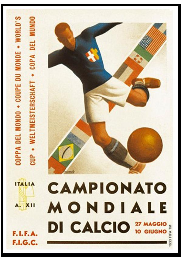 Italia 1934: Mussolini derrota a España