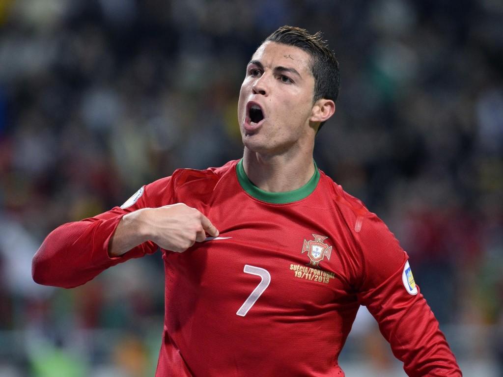 Cristiano Ronaldo, arma letal