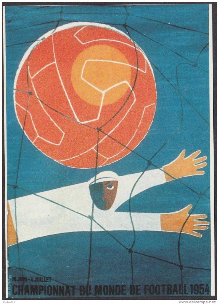 Suiza 1954: La derrota de los magiares mágicos