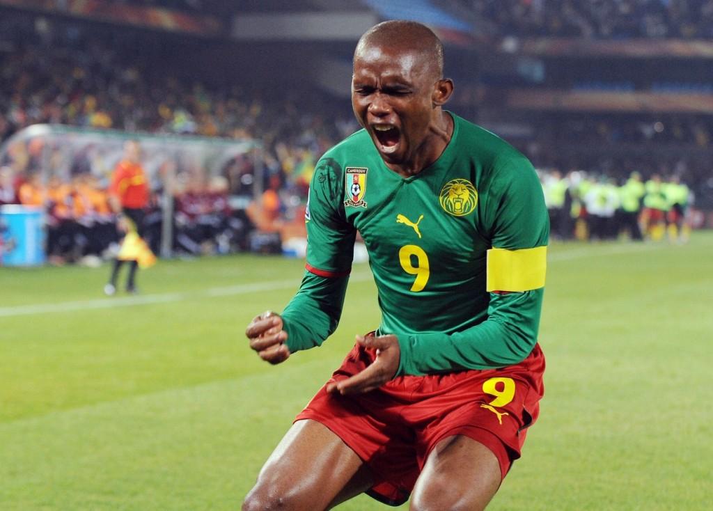 Samuel Eto'o, el zarpazo del león indomable