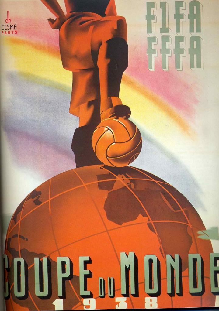 Francia 1938: El suplente Leónidas