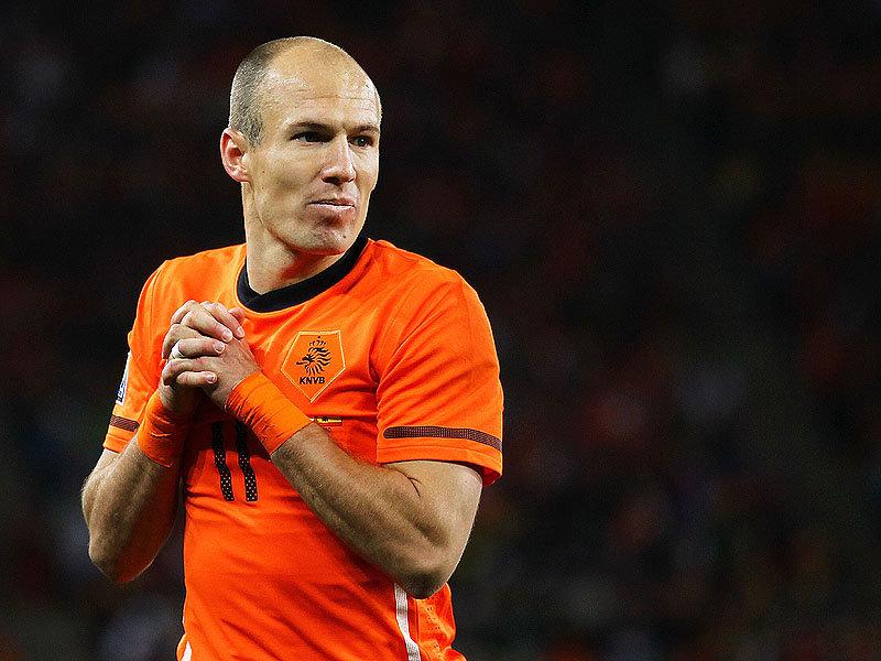 Arjen Robben, peligro constante