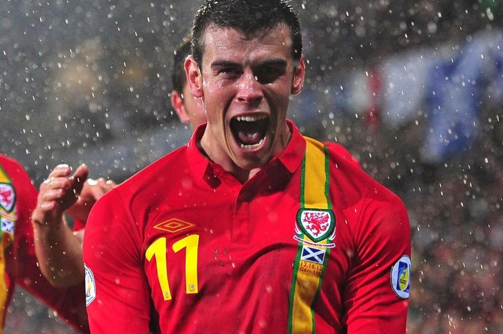 Gareth Bale, un expreso en el andén