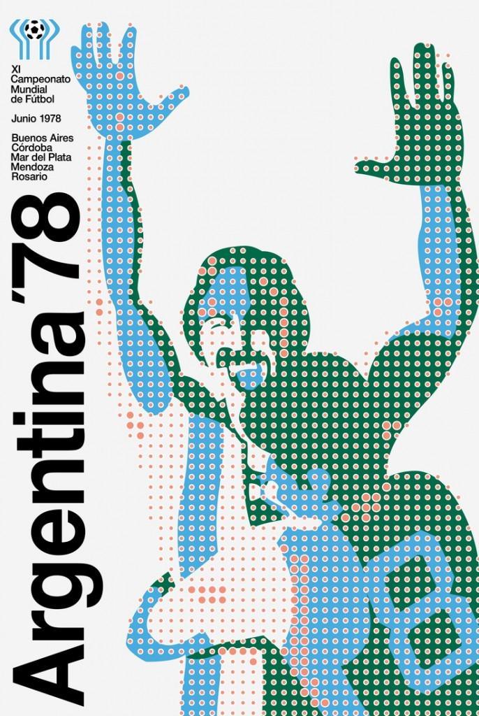 Argentina 1978, la insólita goleada