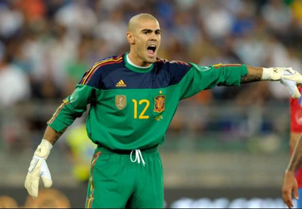Víctor Valdés y la lesión más inoportuna