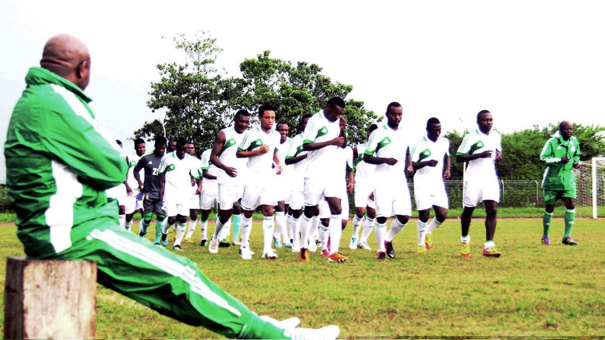 Eagles-training-AFCON-2013