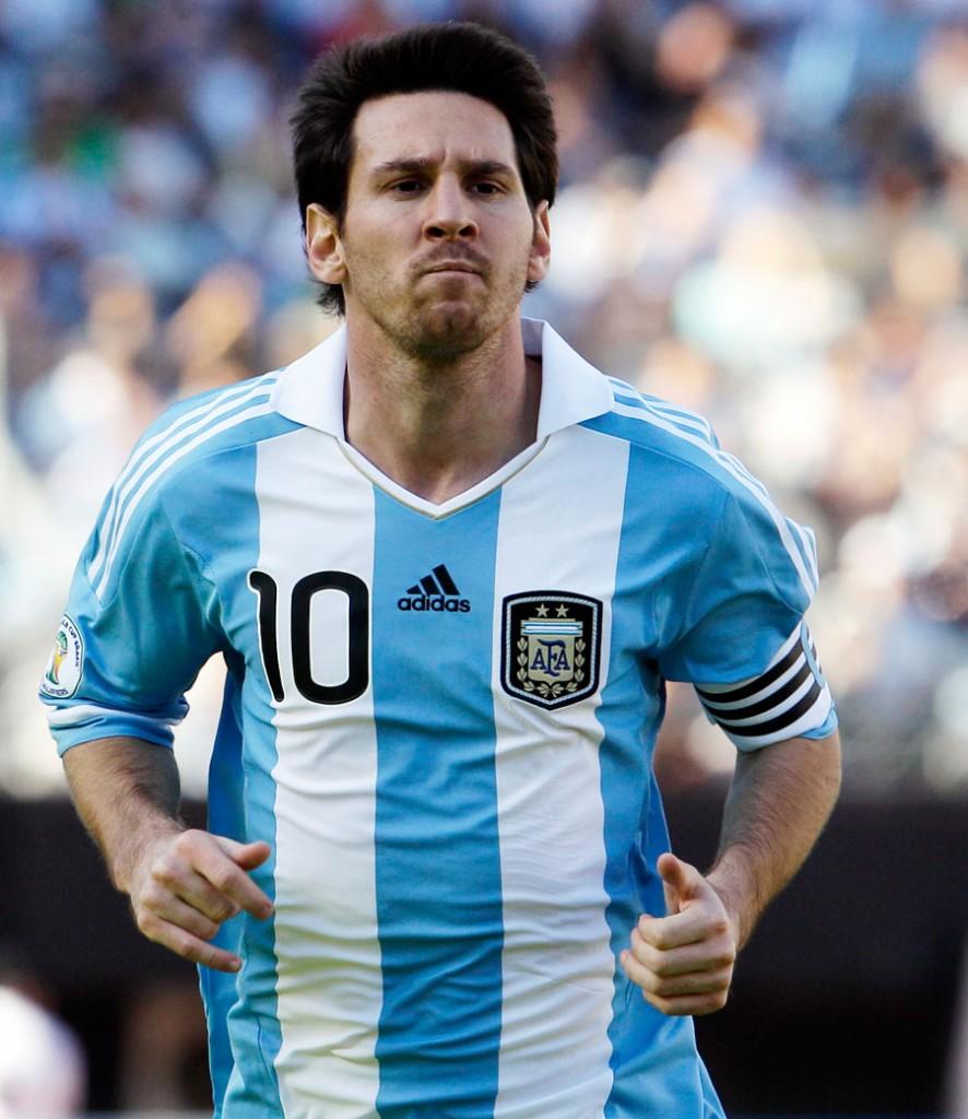 Lionel Messi, tango y goles