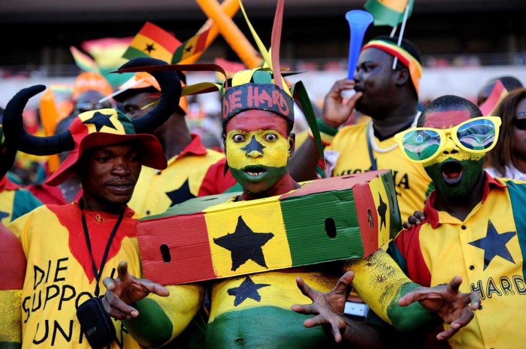 Ghana y la espina de Sudáfrica