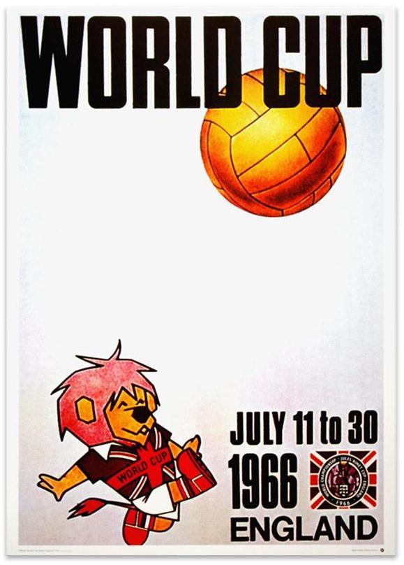Inglaterra 1966: El nacimiento del gol fantasma