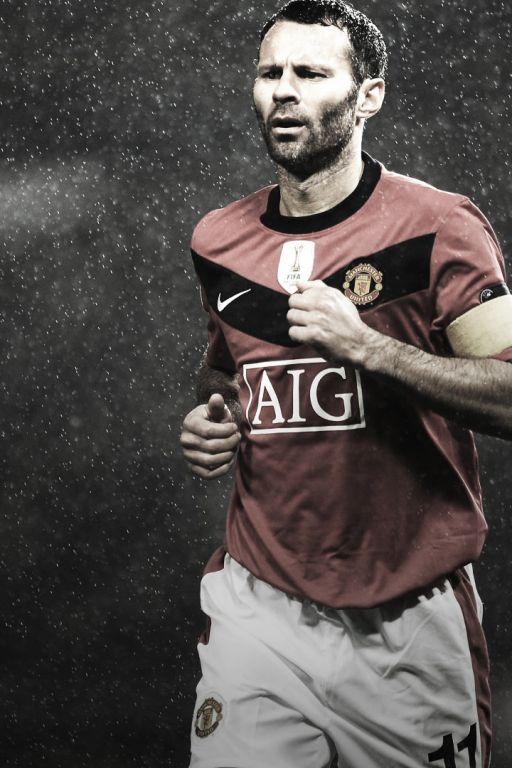 Ryan Giggs, el Manchester United de las últimas dos décadas