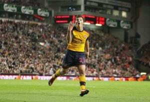 Arshavin cuarto gol