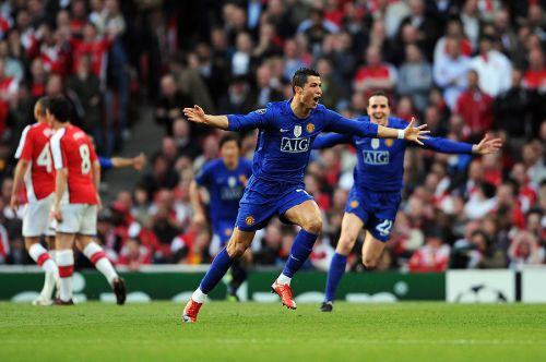 Ronaldo primer gol