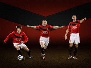 Camisetas Man Utd 3