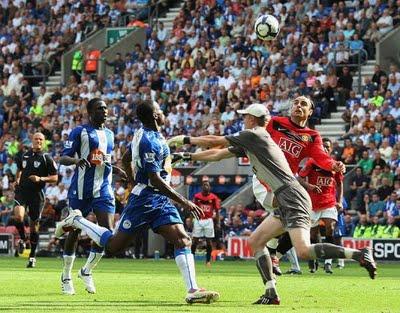 Wigan-United Berba
