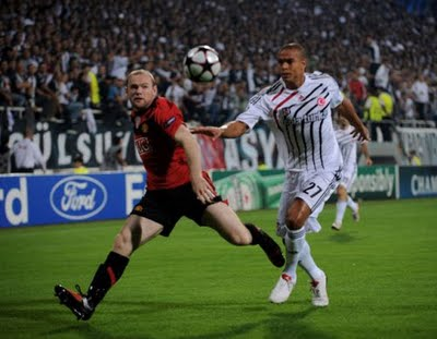 Besiktas-United Rooney