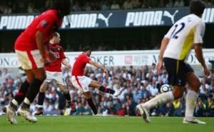 Tottenham-United Giggs