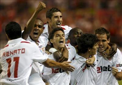 Sevilla-Madrid Navas 2