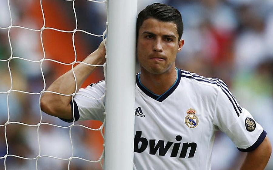 Cristiano Ronaldo Triste