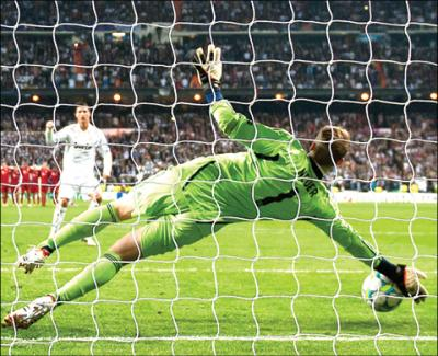 Neuer demostró su valía cuando realmente importaba.