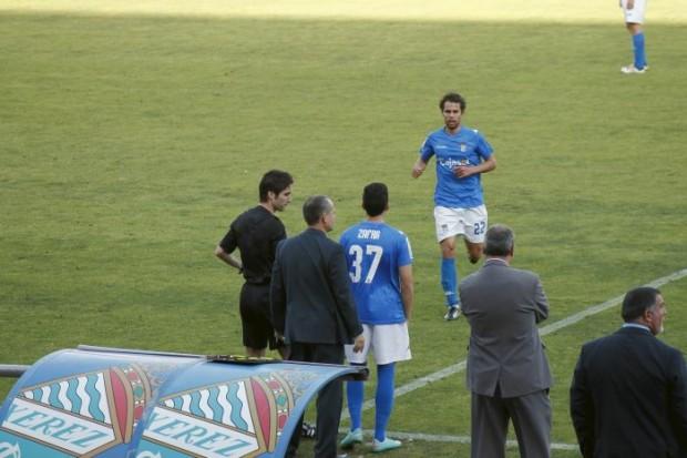 Javier Zafra debut