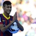 Neymar, nuevo fichaje del Barça - Getty Images