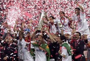Sevilla Campeón UEFA