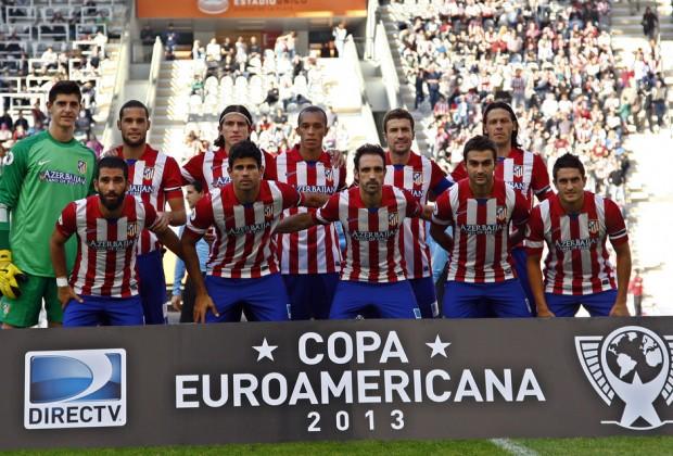 Atleti copa euroamericana