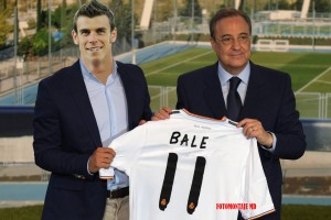 El culebrón Bale llegó a su fin (Imagen: cristianoronaldogol.com)