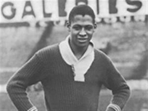 Raoul Diagne, primer jugador negro en jugar con Francia (Foto: www.inbedwithmaradona.com)