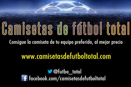 Porra EFEI - Banner Camisetas de Futbol Total - 450x300