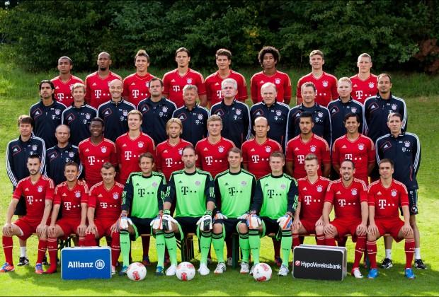 Premios EFEI 2013_Mejor Equipo_Bayern Munich_Bundesliga_Champions League
