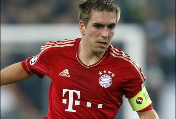 Premios EFEI 2013_Mejor Defensa_Philipp Lahm_Bayern Munich_Bundesliga