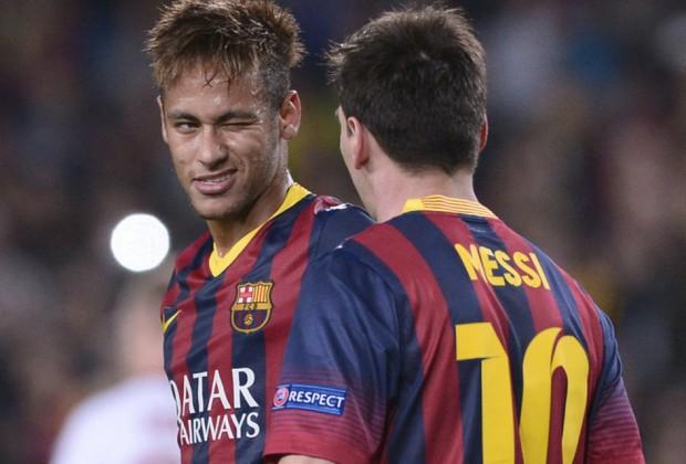 Messi junto a su relevo natural (Foto: mundodeportivo.com)