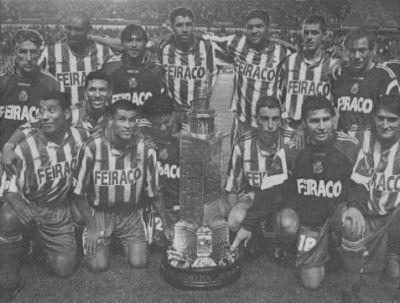 Deportivo campeón Trofeo Teresa Herrera 1997. (Foto: aupadeportivo.com)