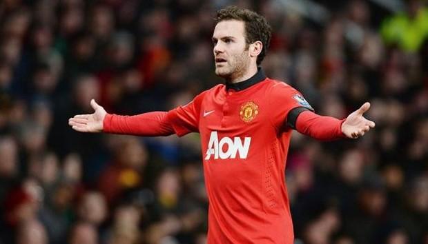 Juan Mata, en el encuentro del dominmgo frente al Fulham (Fuente: es.eurosport.yahoo.es)