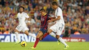 Imagen del Barcelona - Real Madrid de la primera vuelta (Fuente: www.fcbarcelona.com)