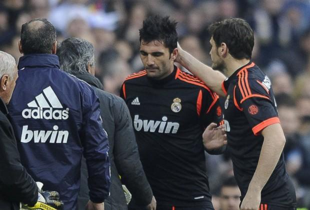 Antonio Adán_Iker Casillas_Real Madrid_Mourinho_Liga BBVA