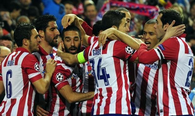 Atlético de Madrid_Milan_Champions League_Octavos de final_Gol