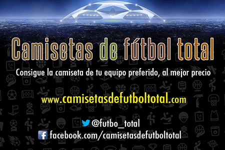 Banner Camisetas de Futbol Total PorraEFEI