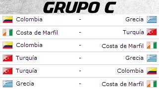 Grupo C
