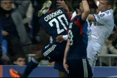 Pepe en pleno éxtasis futbolístico (Foto: deporteyocio.es)