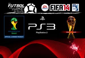 Portada Mundial FIFA 14 1.1