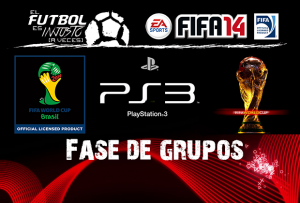 Portada Mundial FIFA 14 1.2