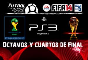 Portada Mundial FIFA 14 1.3