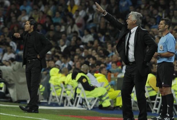 Simeone admira el fruto de su indiferencia (Foto: espndeportesmiami.com)