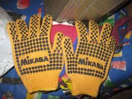 Guantes de lana Mikasa